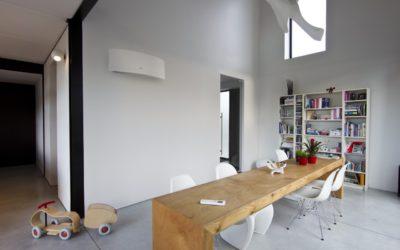 Verwarm jouw woning met een airco