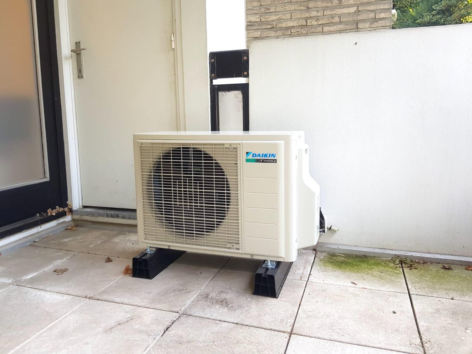 Airco-installatie-Daikin