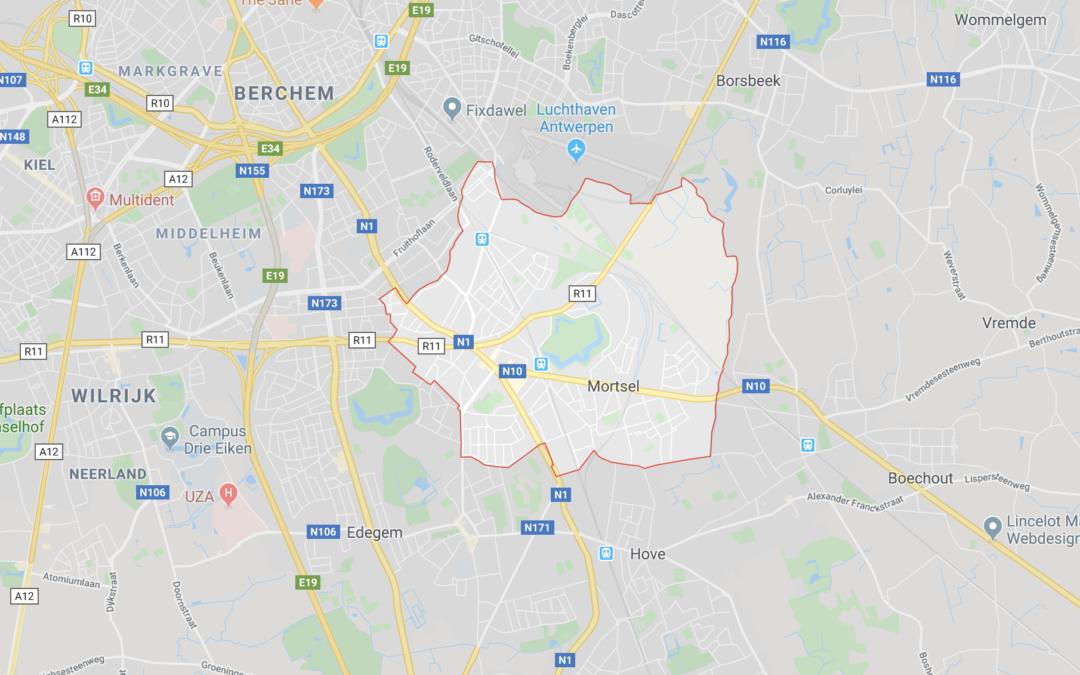 Warmtepomp-installateurs in regio Mortsel
