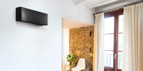 De voordelen van een vaste airco of lucht-lucht-warmtepomp